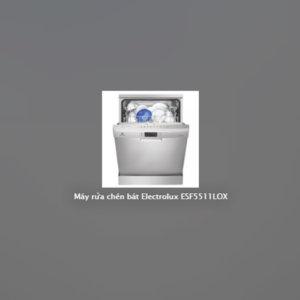 Máy Rửa Chén độc lập ESF5511LOX