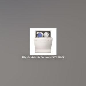 Máy Rửa Chén độc lập ESF5202LOX