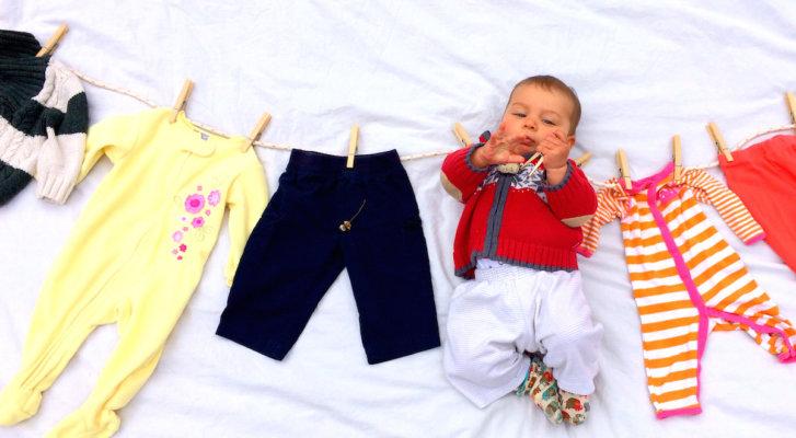 Những sai lầm phổ biến khi giặt đồ cho bé 90% bà mẹ nên sửa ngay