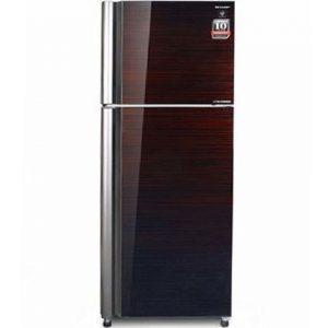 Tủ lạnh Sharp SJ-XP430PG-BK.