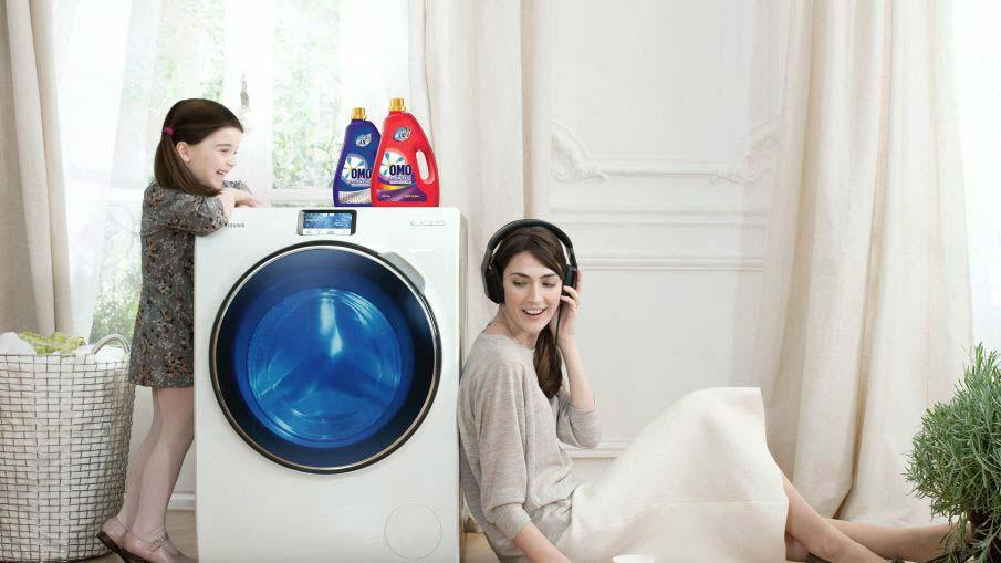 Cách mua máy giặt phù hợp với từng hộ gia đình