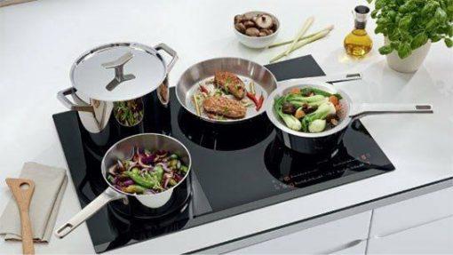 Bếp từ nhiều vùng nấu EHET66CS 2