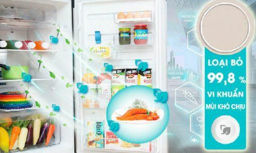 Tủ lạnh Electrolux EBB3400H-H 2