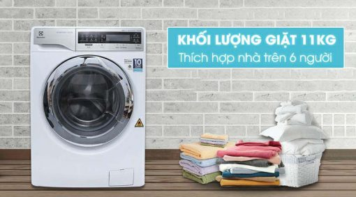 Máy giặt và sấy EWW14113 1