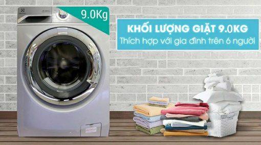 Máy giặt cửa trước EWF12938S 1