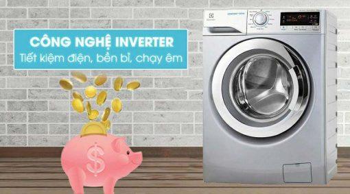 Máy giặt cửa trước EWF12938S 2