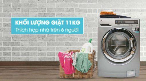 Máy giặt cửa trước EWF14113S 1