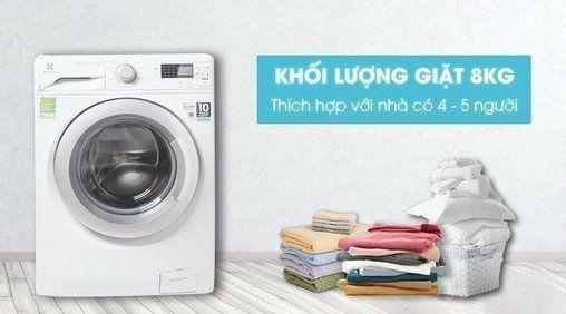 Máy giặt cửa trước EWF12853 1
