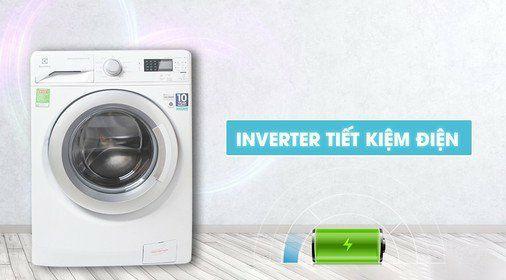 Máy giặt cửa trước EWF12853 2
