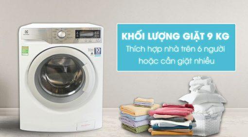Máy giặt cửa trước EWF12933 1