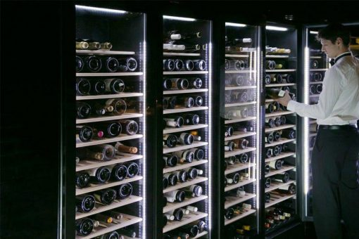 Tủ Rượu V190SG2EBK 3