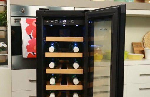 Tủ Rượu V20SGEBK 3