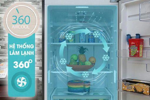 Tủ lạnh ETB2600MG-XVN 1