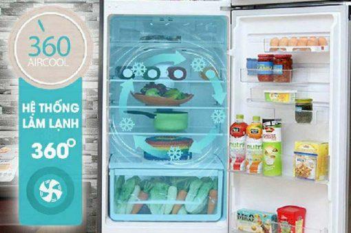 Tủ lạnh Electrolux ETB2802H-A 2