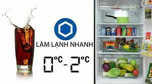 Tủ Lạnh Sharp SJ-XP400PG-BK 2