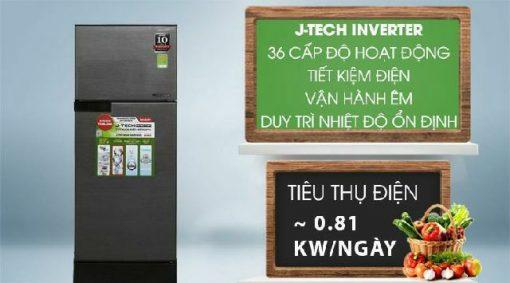 Tủ Lạnh Sharp SJ-X196E-DSS 1