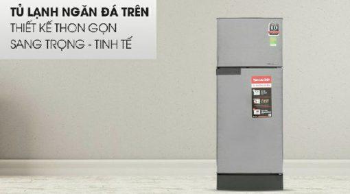 Tủ Lạnh Sharp SJ-X196E-DSS 2