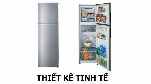Tủ Lạnh Sharp SJ-X281E-SL 1