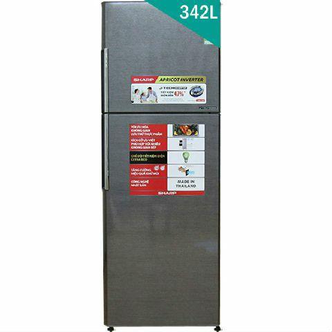 Tủ Lạnh Sharp SJ-X346E-DS