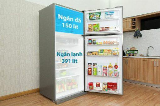 Tủ Lạnh Sharp SJ-XP590PG-BK 1