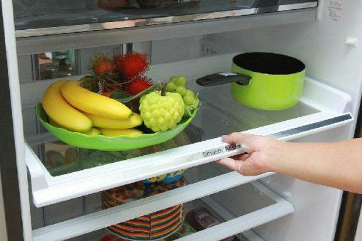 Tủ Lạnh Sharp SJ-XP630PG-BK 2