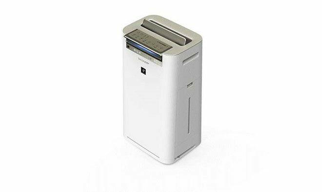 Hãy bảo vệ hệ hô hấp cả gia đình bằng máy lọc không khí