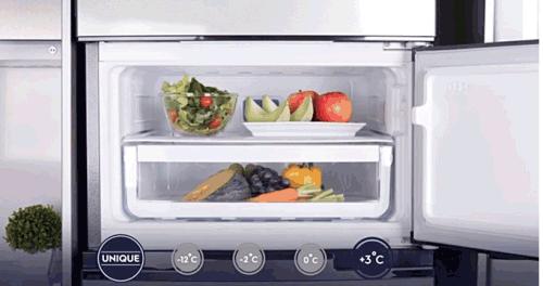 Bí quyết bảo quản thực phẩm an toàn và tiện dụng bằng tủ lạnh Electrolux