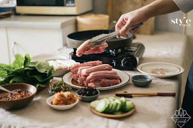 Ăn đồ nướng chuẩn vị Hàn Quốc nhờ công thức siêu đơn giản sau