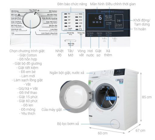 May Giat Cua Truoc Electrolux Inverter 9 Kg 6