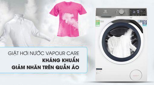 Máy giặt Electrolux Inverter 10 kg EWF1023BEWA Mẫu 2019