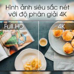 Smart Tivi Samsung 50 inch 4K UHD UA50RU7400