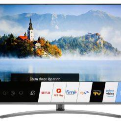 Smart Tivi LG 55 inch 4K UHD 55SM8100PTA