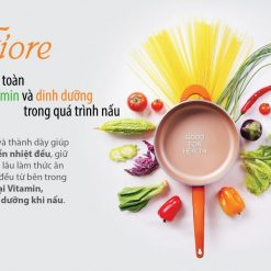 Chao Chong Dinh Elmich Cao Cap Co Vung Kinh Day Tu Vitaplus Fiore 24cm El0350 6
