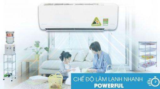 Điều Hòa Daikin FTKQ60SVMV 1 Chiều Inverter