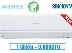 Điều Hòa Inverter Mitsubishi Heavy SRK/SRC10YW-W5