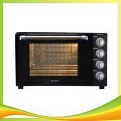 Lò Nướng Điện Sharp EO-B604RCSV-BK 60 Lít