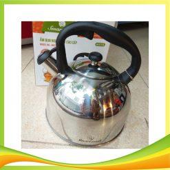 Ấm đun nước siêu tốc SMARTCOOK 2.5L SM3374