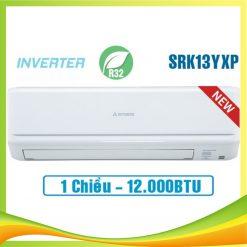 Điều hòa Mitsubishi Heavy 12000BTU 1 chiều inverter SRK/SRC13YXP-W5