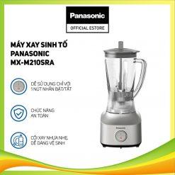 Máy Xay Sinh Tố Panasonic MX-M210SRA - Hàng Chính Hãng