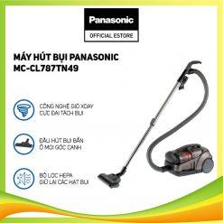 Máy Hút Bụi Panasonic MC-CL787TN49 - Hàng Chính Hãng