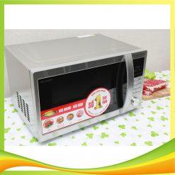 Lò vi sóng Sharp R-C825VN(ST) 25 lít điện tử có nướng