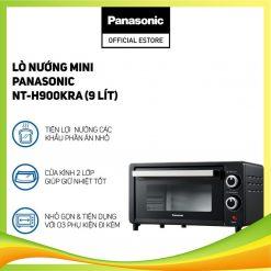 Lò nướng Mini Panasonic NT-H900KRA - Bảo Hành 12 Tháng Chính Hãng