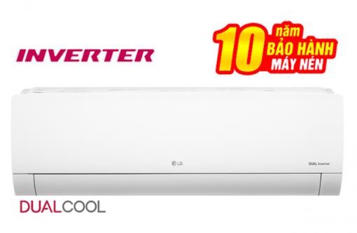 Điều Hòa Lg Inverter 2 Chiều 12000btu (1.5hp) B13end Dualcool