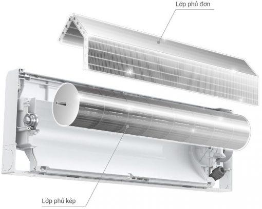 Điều hòa Mitsubishi Electric Inverter 1.5 HP MSY-JP35VF