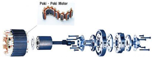 Điều hòa Mitsubishi Electric Inverter 2 HP MSY-JP50VF