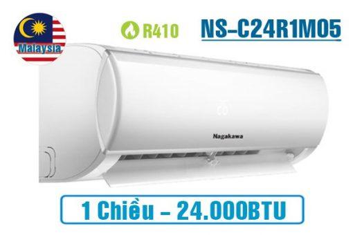 Điều hòa Nagakawa 24000BTU 1 chiều NS-C24R1M05