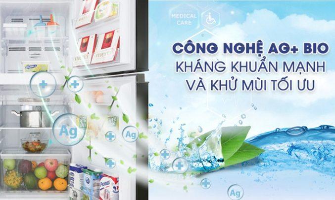 Tủ lạnh Toshiba Inverter 180 lít GR-B22VP SS