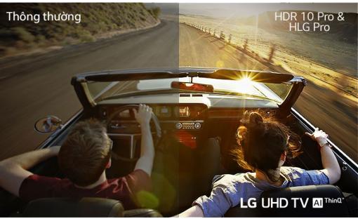 Smart Tivi LG 43 inch 4K 43UN7400PTA ThinQ AI