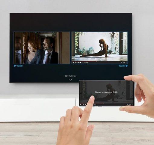 Smart Tivi Samsung 50 inch 4K 50TU8500 Crystal UHD
