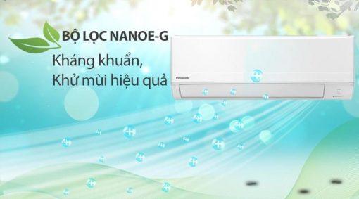 Bộ lọc Nanoe-g Điều hòa Panasonic 1 chiều 1 Hp 9000BTU CS-N9WKH-8M
